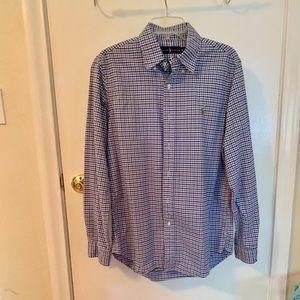 Men's Ralph Lauren Button Down Shirt, Medium